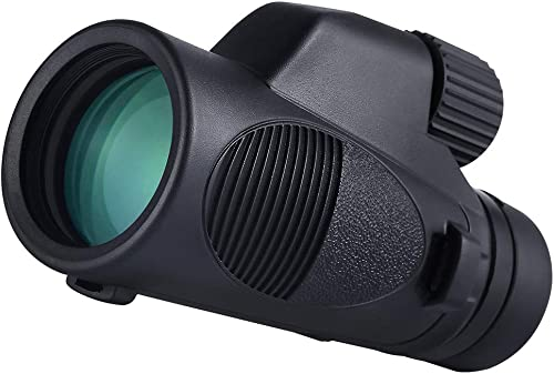 Hero Télescope Monoculaire 8X42, Lunette Monoculaire HD Compacte, Lentille étanche BAK4 Prism FMC, Mise Au Point d'une Seule Main pour Les Adultes Dehors   Observation d'oiseaux
