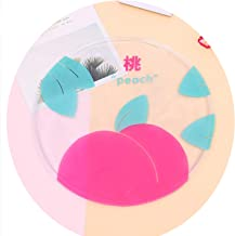 Liliduo Transparent Cool Gel Ice Pad for Office Chair Sofa Car Portable Funny Cushion Diameter 36cm,
