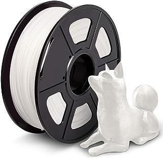 PLA フィラメント, 3Dプリンター フィラメント PLA 1.75mm (PLA 白い)