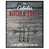 From Cabela's Kitchen Table