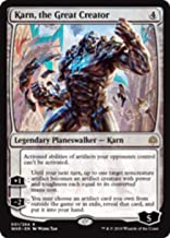 Magic: The Gathering - Karn, The Great Creator - War of The Spark