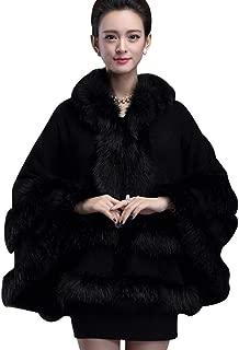 Best ladies fur trim cape Reviews