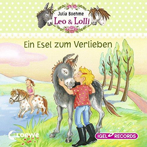 Ein Esel zum Verlieben (Leo & Lolli 2) audiobook cover art