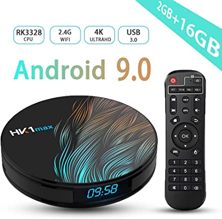Amazon com: HK1 Mini TV Box