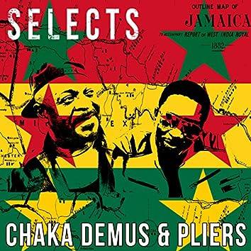 Chaka Demus & Pliers Selects Reggae