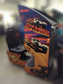 Midway Off Road Challenge Arcade Game