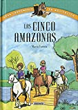 Las cinco amazonas (Gran campamento de equitación)