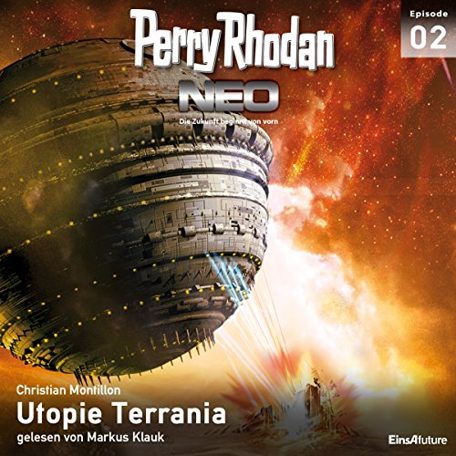 Utopie Terrania cover art