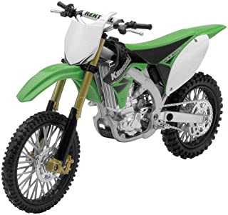New Ray Die-Cast Kawasaki KX450F Motorcycle Replica 1:12 Scale