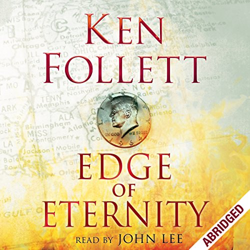 Edge of Eternity audiobook cover art