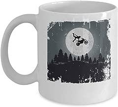 Cup Pitcher كأس الترمس Coffee Mug Motocross - Motorcycle Rider Gifts - 11 Oz Ceramic Cup
