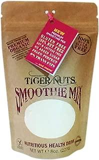 Tiger Nuts Smoothie Mix(8oz) Gluten & Nut Free, Non GMO. Keto & Paleo Friendly.