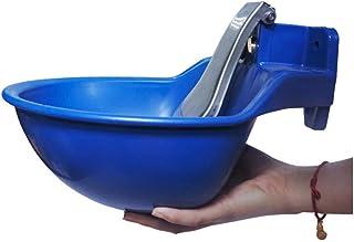 LUCKFY Cuenco de Agua automático - Cuenco para Beber para Animales - Cuenco para Beber de plástico Engrosado para Cabra, O...