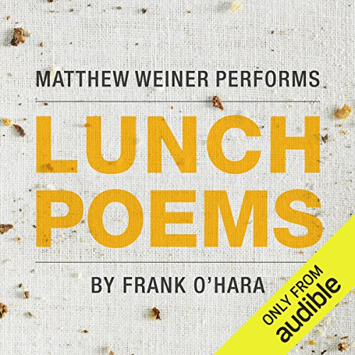 Lunch Poems cover art