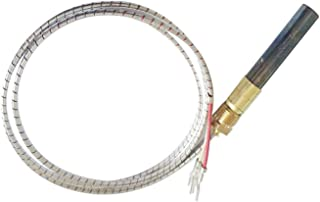 MENSI Gas Water Heater Fireplaces Replacement Accessories 750mV Thermopile Fryer Furnace Temperature Sensor 36-Inches