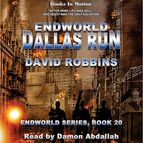 Dallas Run  By  cover art
