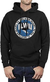 WJINX ILWU-Local-13 Men's Funny Pullover Hoodie Long Sleeve Sweatshirts with Pockets