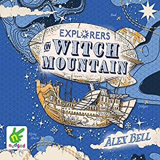 Explorers on Witch Mountain cover art