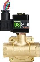 Best high pressure gas solenoid valve Reviews