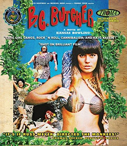 Price comparison product image B.C. Butcher (Blu-ray)