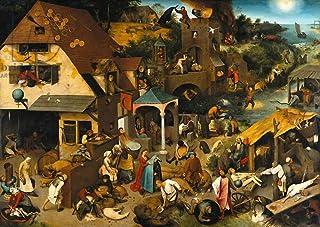 """Kunst für Alle Reproduction/Poster: Pieter Brueghel der Ältere The Blue Cloak 1559"""" - Affiche, Reproduction Artistique de ..."""