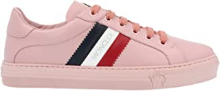 MONCLER Luxury Fashion Womens 4M70440019MT510 Pink Sneakers | Spring Summer 20