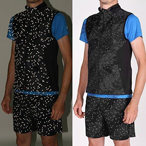 ASICS Lite-Show 7 Inch Running Shorts - X Large Black