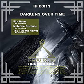 Darkens Over Time