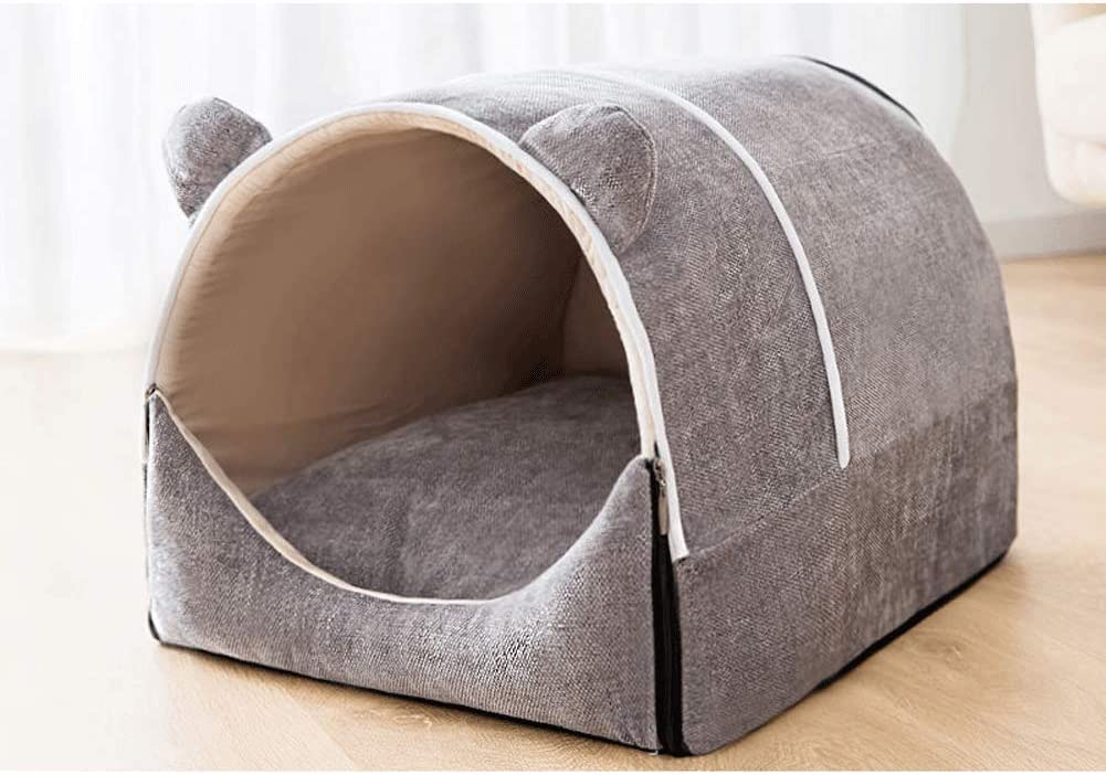 YUEG Dog Kennel House Removable House-Type and Washable 2021 Easy-to-use spring summer new Encl