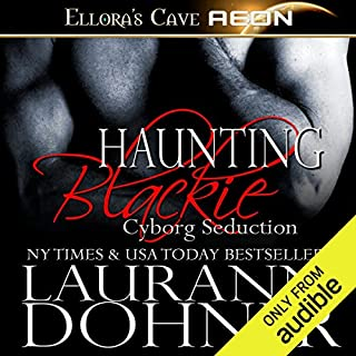 Haunting Blackie                   Written by:                                                                                                                                 Laurann Dohner                               Narrated by:                                                                                                                                 Mindy Kennedy                      Length: 7 hrs and 10 mins     2 ratings     Overall 4.5