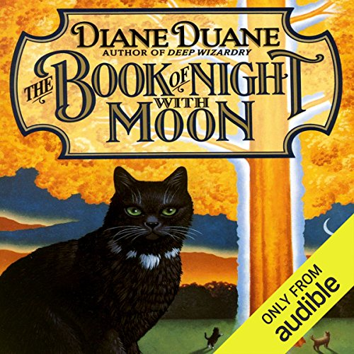 The Book of the Night with Moon audiobook cover art