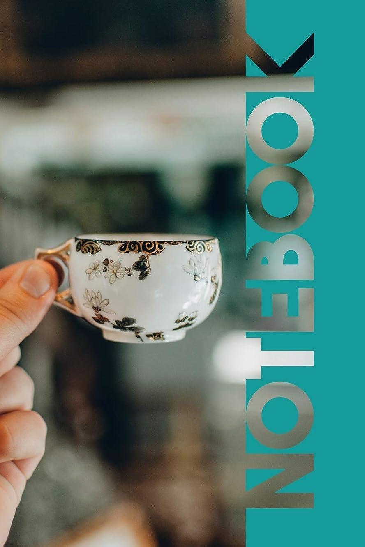 みぞれ正確さホイップNotebook: Afternoon Tea Convenient Composition Book to go with Clotted Cream and Strawberry Jam