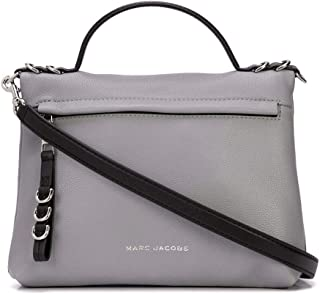 Luxury Fashion | Marc Jacobs Womens M0014827034 Grey Handbag | Fall Winter 19