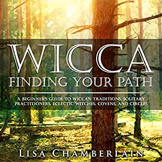 Wicca: Finding Your Path cover art