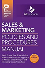 sales policy and procedures manual