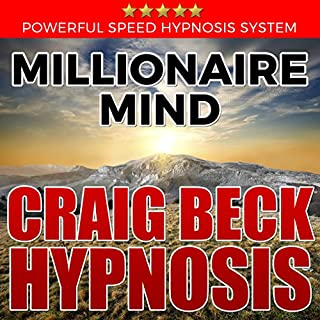 Millionaire Mind: Craig Beck Hypnosis audiobook cover art