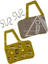 1Pair F1 Metallic Sintered Hayes El Camino Disc Brake Pads Copper Back MTB DH XC