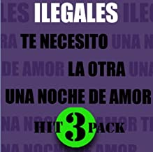 Te Necesito Hit Pack