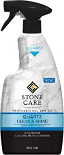 Stone Care International Quartz Cleaner Clean & Shine-24 Ounce, 1 Pack, 1 Pack
