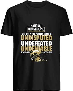 UCF 2017 National Champions 84 T shirt Hoodie for Men Women Unisex