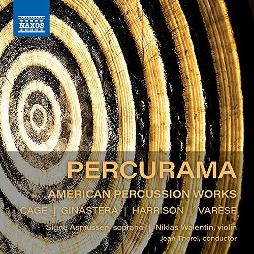 Percurama Percussion Ensemble, Signe Asmussen, Niklas Walentin & Jean Thorel