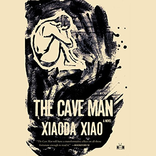 The Cave Man audiobook cover art