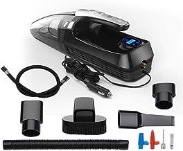Handheld przenośny bezprzewodowy środek do czyszczenia 120 W, 5 pojazdów, 1 cyfrowy wyświetlacz LED, wysoka jakość, odkurz...
