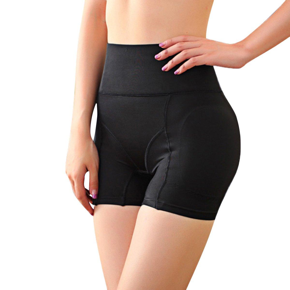 Shymay Women's Hip Enhancer Butt Lifter Padded Panty Waist Girdle Control Panties
