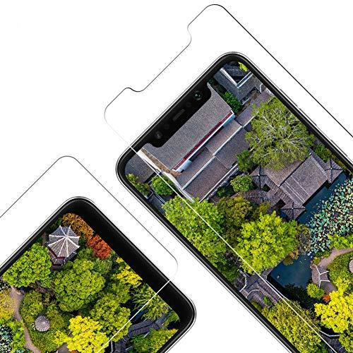 Verre Trempé pour Xiaomi Pocophone F1, [Lot de 3] Film Protection Ecran Vitre HD, [Facile à Installer, sans Bulles, Anti-Rayures, Anti-Traces de Doigts] Dureté 9H pour Pocophone F1
