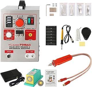 709AD Multifuncional Batería de litio de alta potencia, pantalla digital automática, pulso móvil con