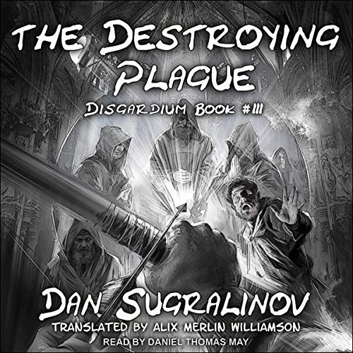 The Destroying Plague cover art