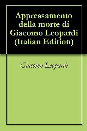 Appressamento della morte di Giacomo Leopardi