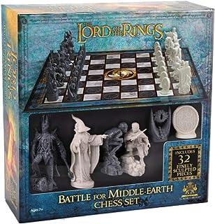The nobla Collection France NN2174 Sagan Om Ringen – Schackuppsättning: Battle For Middle-Earth, Flerfärgad, En Storlek