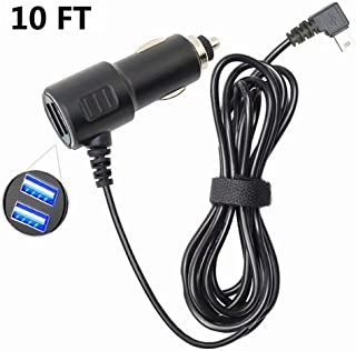 (Taelectric) Car Charger Power Supply Adapter Cord for Magellan Roadmate RM 2230 T-LM GPS